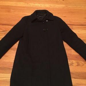 Zara Basic dress coat